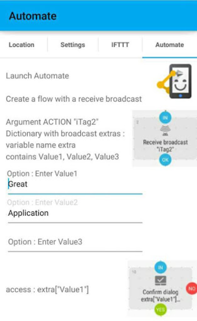 JG iTag Alarm screenshot 6