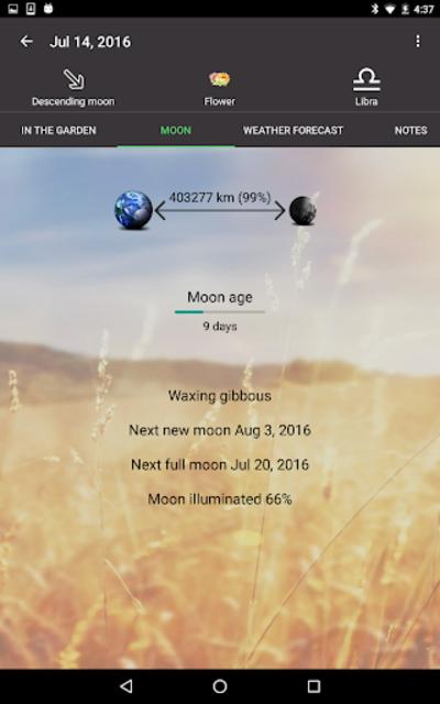 Moon & Garden Premium screenshot 4