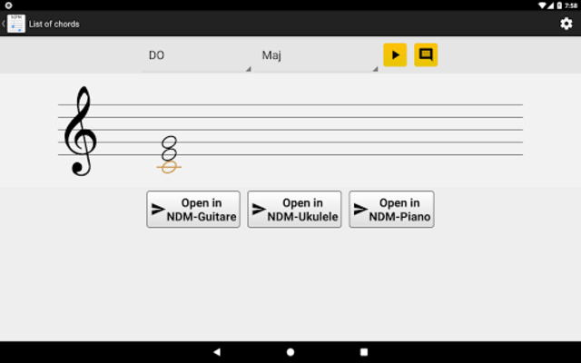 NotesDeMusique (Learning to read musical notation) screenshot 10