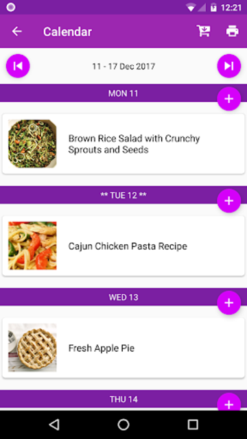 My Recipes Cookbook : RecetteTek screenshot 5