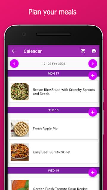 My Recipe Box : RecetteTek screenshot 4