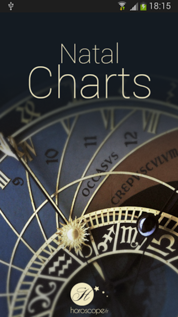Natal Charts screenshot 1