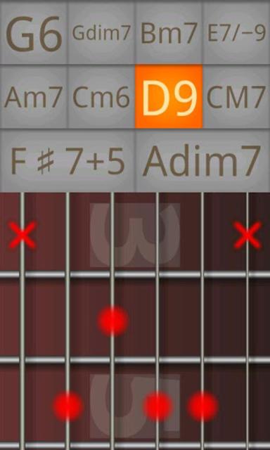 Jimi Guitar - Chords & Songs screenshot 4