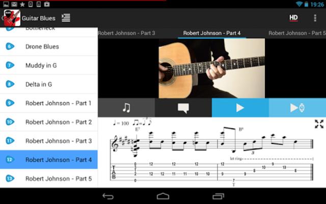 Blues Guitar Method screenshot 9