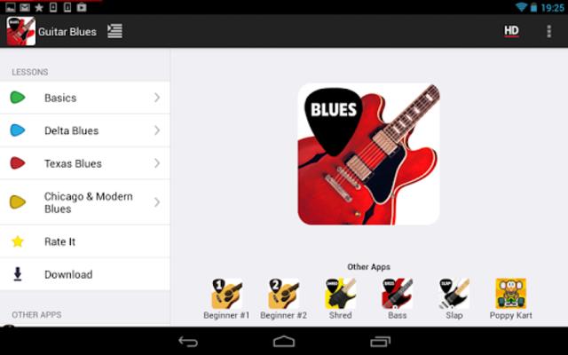 Blues Guitar Method screenshot 13