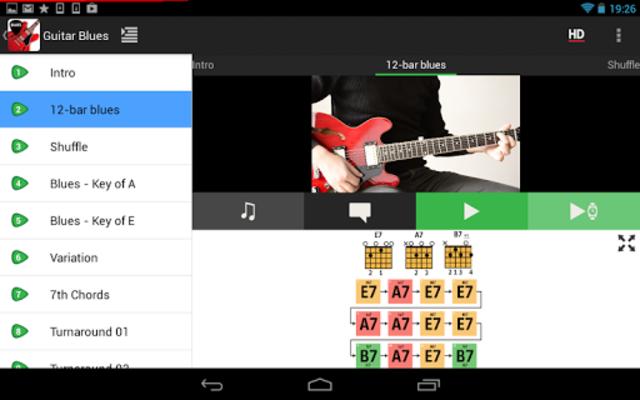 Blues Guitar Method screenshot 16