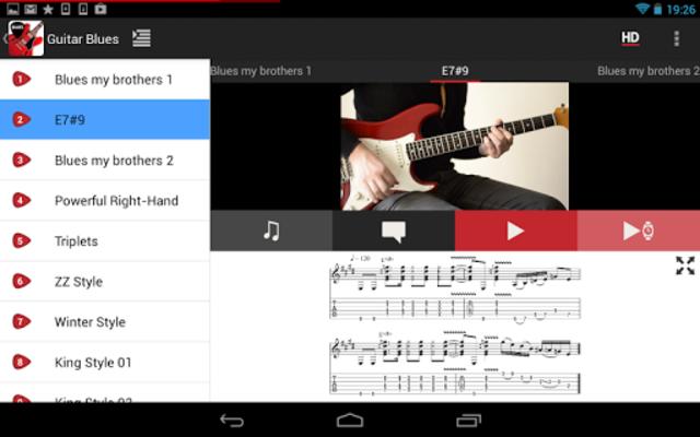 Blues Guitar Method screenshot 17