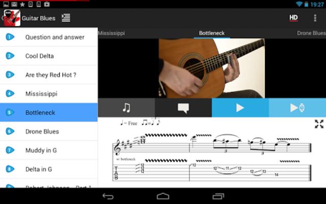 Blues Guitar Method screenshot 18