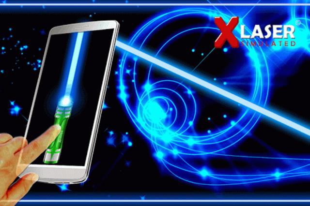 X-Laser Piano Simulated screenshot 3