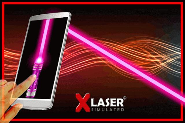 X-Laser Piano Simulated screenshot 4