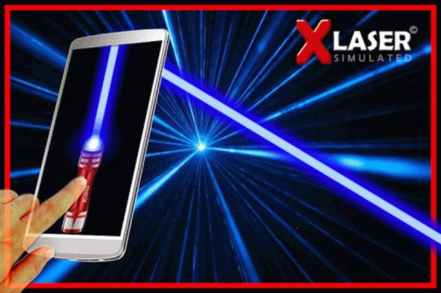 X-Laser Piano Simulated screenshot 5