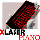 Icon for X-Laser Piano Simulated