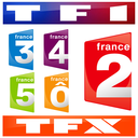 Icon for France TV: direct & replay