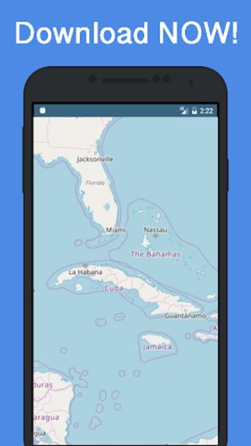 Offline Cuba Maps - Gps navigation that talks screenshot 3