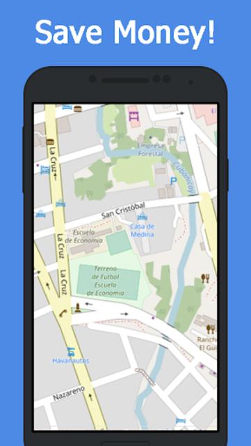 Offline Cuba Maps - Gps navigation that talks screenshot 4