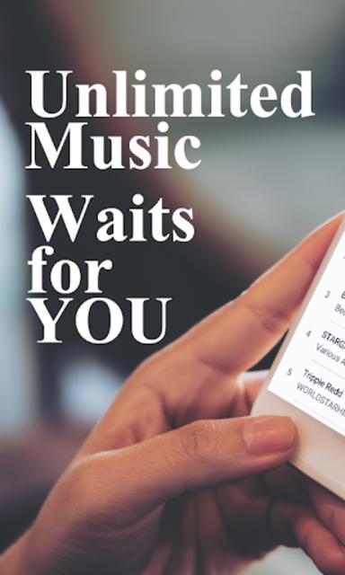 Music Cloud - music player pro, unlimited music screenshot 1