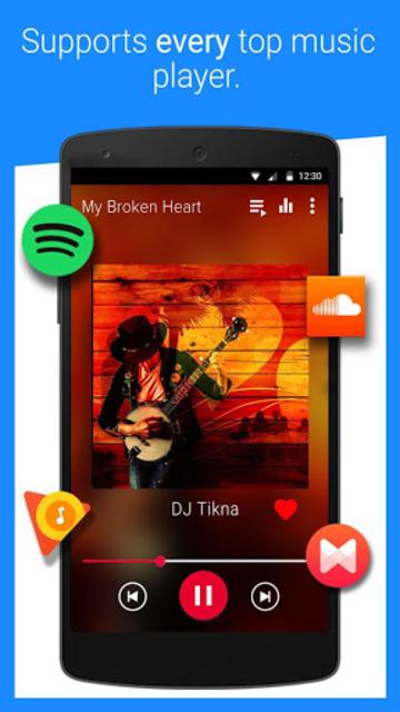 Frinky Music Controller Pro screenshot 2