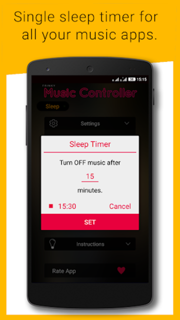 Frinky Music Controller Pro screenshot 3