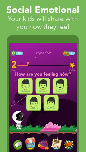Dynamo - The Parents app. screenshot 3