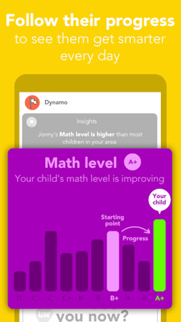 Dynamo - The Parents app. screenshot 2