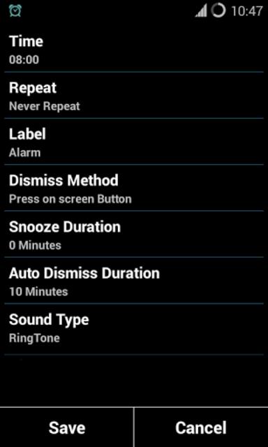 Smart Alarm Clock - Pro screenshot 7