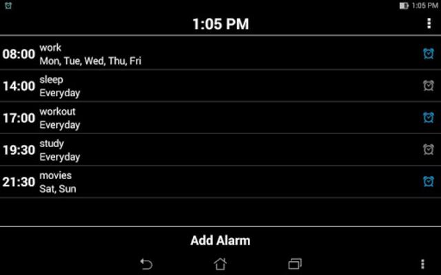 Smart Alarm Clock - Pro screenshot 9