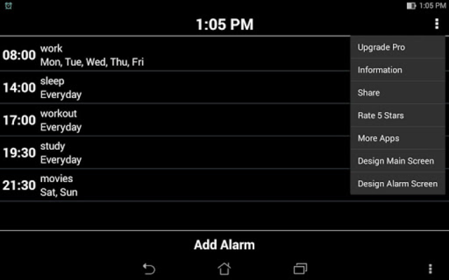 Smart Alarm Clock - Pro screenshot 10