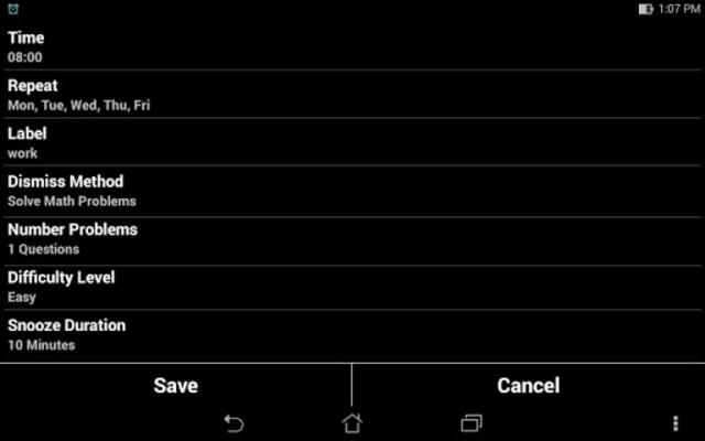 Smart Alarm Clock - Pro screenshot 11