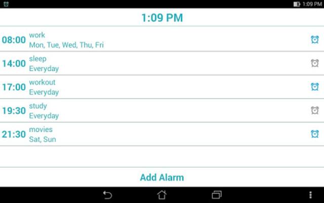 Smart Alarm Clock - Pro screenshot 12