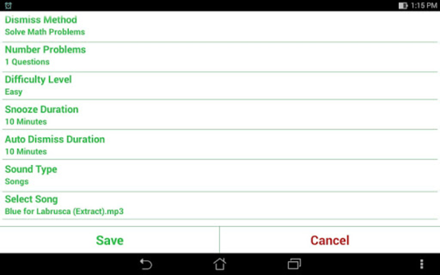 Smart Alarm Clock - Pro screenshot 15