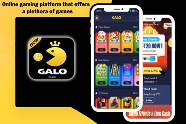 galo earn money tips screenshot 1