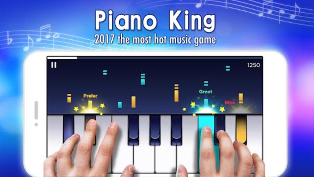 Pianist (Piano King) - Keyboard with Music Tiles screenshot 1