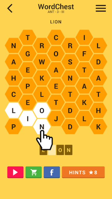 Word Chest Puzzle screenshot 3