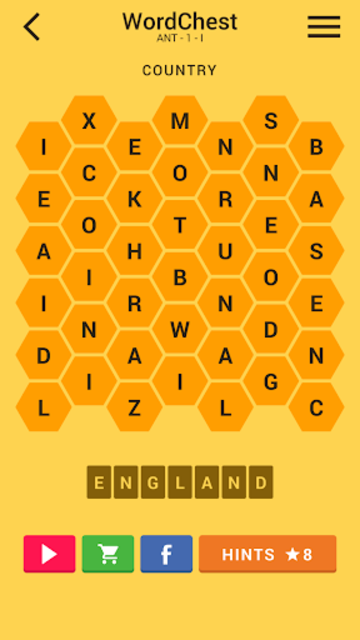 Word Chest Puzzle screenshot 4
