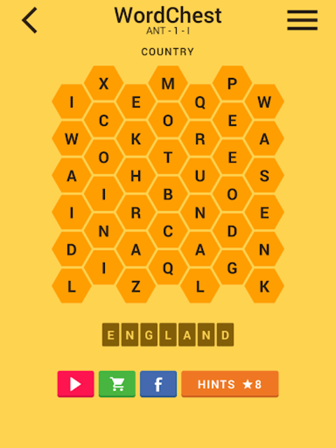 Word Chest Puzzle screenshot 9