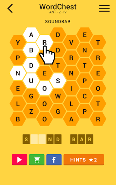 Word Chest Puzzle screenshot 13
