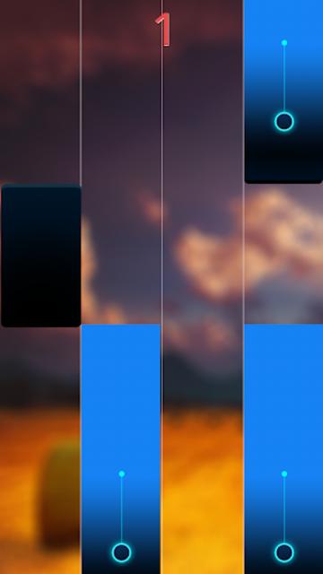 Pro Piano Magic Tiles - Populer Songs Real Midi screenshot 3
