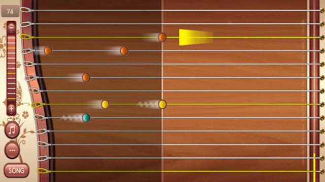 Koto Connect: Japanese stringed musical instrument screenshot 1