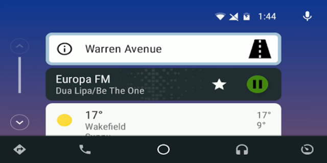 Headunit Reloaded Emulator for Android Auto screenshot 8