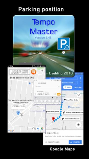 TempoMaster: GPS Speedometer/Odometer & Car Finder screenshot 5