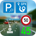 Icon for TempoMaster: GPS Speedometer/Odometer & Car Finder