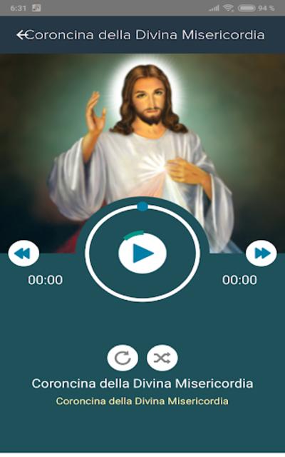 Prayers + Rosary + Bible Audio Pro screenshot 1