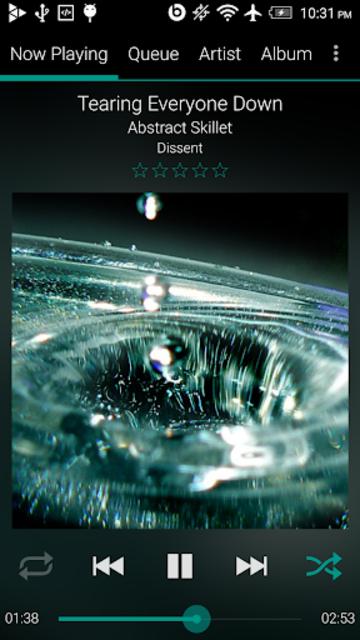 GoneMAD Music Player Unlocker screenshot 2