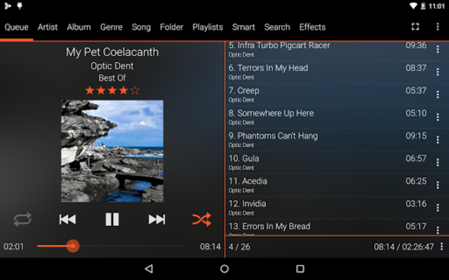 GoneMAD Music Player Unlocker screenshot 12