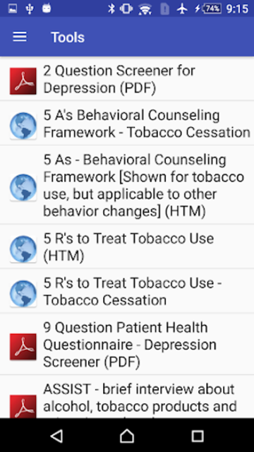 AHRQ ePSS screenshot 7