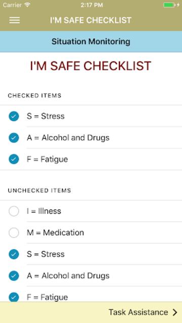 TeamSTEPPS® Pocket Guide screenshot 4