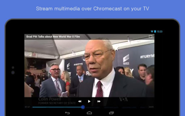 VOA News screenshot 20