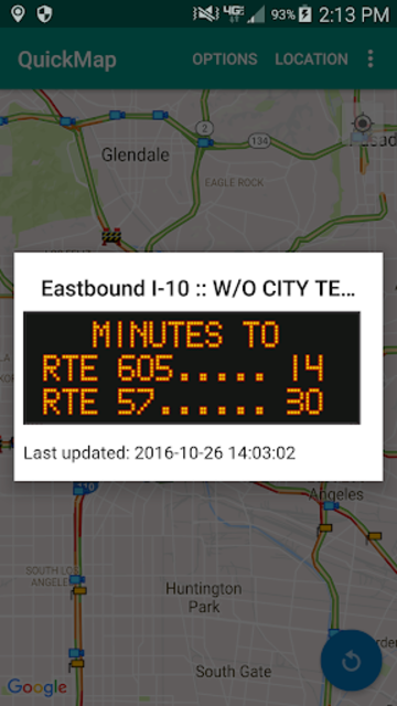 Quickmap screenshot 4