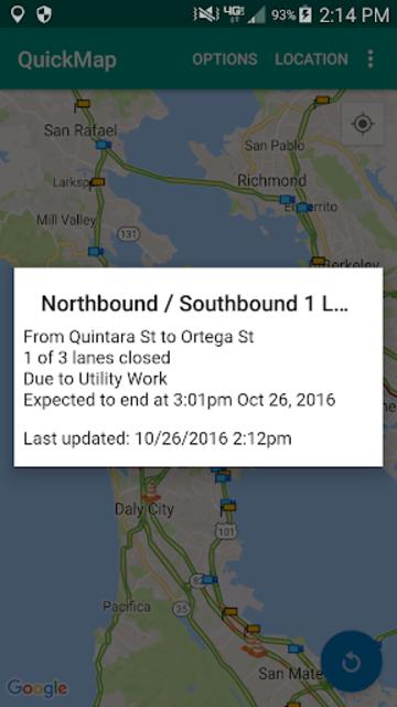 Quickmap screenshot 5