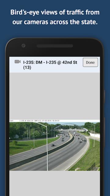 Iowa 511 Trucker screenshot 5